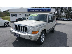 Picture of a 2007 Jeep Commander Sport 4WD