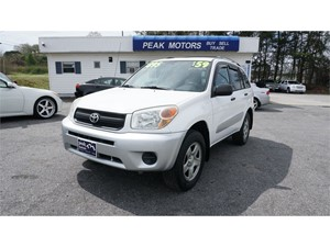 Picture of a 2004 Toyota RAV4 2WD