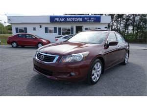 Picture of a 2009 Honda Accord EX-L V-6 Sedan AT