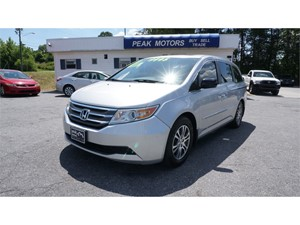 2013 Honda Odyssey EX-L for sale by dealer