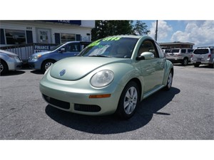 2009 Volkswagen New Beetle S for sale by dealer