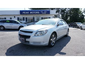 Picture of a 2012 Chevrolet Malibu 1LT