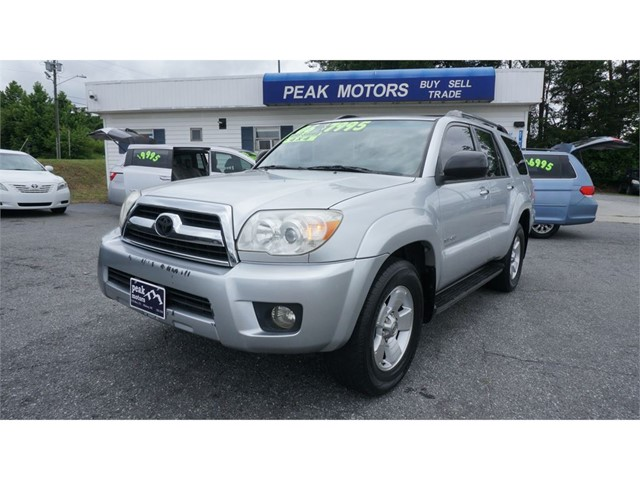Toyota 4Runner Sport Edition 4WD in Hickory