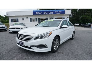 Picture of a 2016 Hyundai Sonata SE
