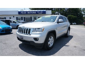 2011 Jeep Grand Cherokee Laredo 4WD for sale by dealer
