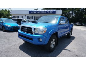 2007 Toyota Tacoma Double Cab V6 Auto 4WD for sale by dealer