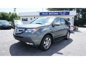 2007 Acura MDX Tech Package for sale by dealer