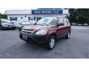Picture of a 2002 Honda CR-V EX 4WD