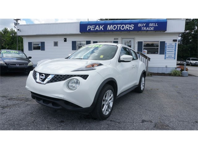 Nissan Juke S  in Hickory
