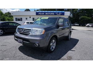 Picture of a 2014 Honda Pilot EX