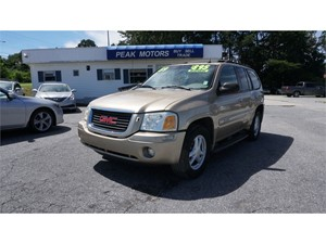 Picture of a 2004 GMC Envoy SLE