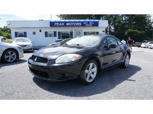 2009 Mitsubishi Eclipse GS for sale by dealer