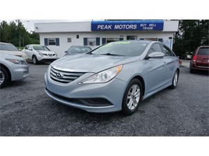 Picture of a 2014 Hyundai Sonata GLS