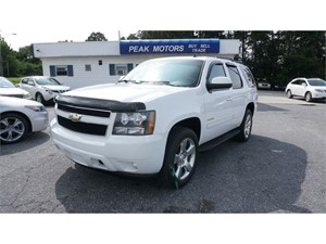 Picture of a 2010 Chevrolet Tahoe LT 4WD