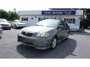 Picture of a 2006 Toyota Corolla CE