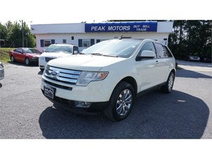 Picture of a 2007 Ford Edge SEL Plus AWD
