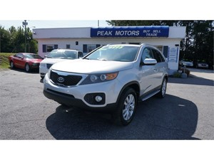 Picture of a 2011 Kia Sorento LX 2WD
