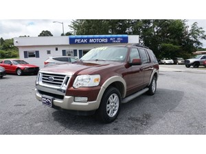Picture of a 2010 Ford Explorer Eddie Bauer 4.0L 2WD