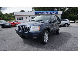 Picture of a 2001 Jeep Grand Cherokee Limited 4WD