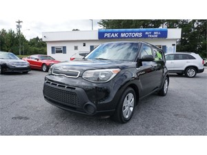 Picture of a 2015 Kia Soul Base