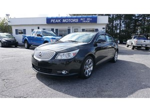 2011 Buick LaCrosse CXS for sale by dealer