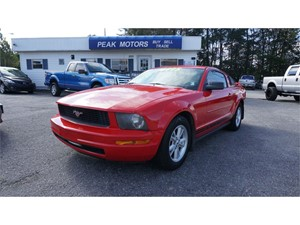 2005 Ford Mustang Deluxe  for sale by dealer