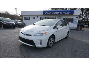 2012 Toyota Prius Prius II for sale by dealer