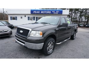 2007 Ford F-150 FX4 SuperCrew for sale by dealer