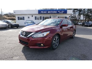 2017 Nissan Altima 2.5 S for sale by dealer