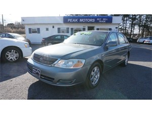 Picture of a 2002 Toyota Avalon XL