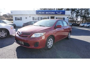 Picture of a 2011 Toyota Corolla LE