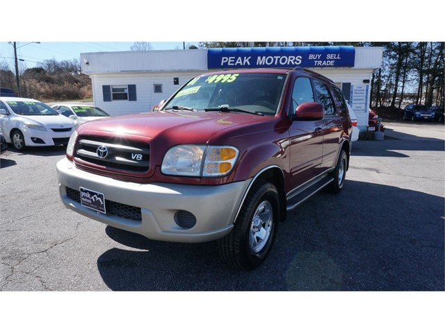 Toyota Sequoia SR5  in Hickory