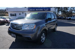 Picture of a 2014 Honda Pilot LX 4WD 5-Spd AT