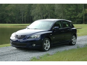 2005 Mazda MAZDA3 s 5-Door for sale in Greenville