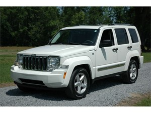 2008 Jeep Liberty Limited 4WD for sale by dealer