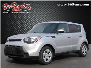 2014 Kia Soul Base for sale by dealer