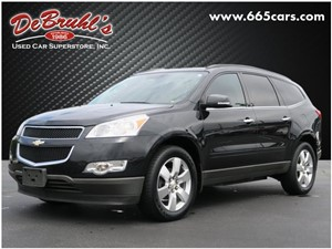 Picture of a 2012 Chevrolet Traverse LT