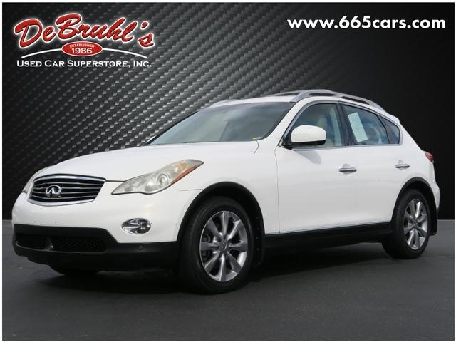 A used 2008 INFINITI EX35 Journey Asheville NC
