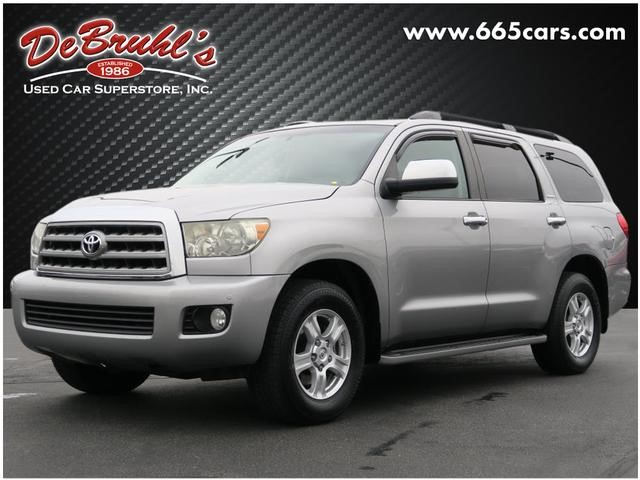 Picture of a used 2008 Toyota Sequoia Limited