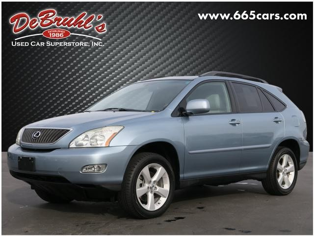 Picture of a used 2004 Lexus RX 330 Base