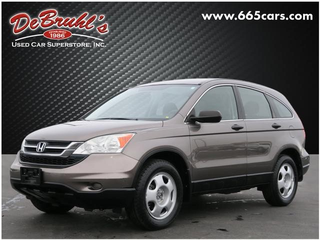 Picture of a used 2010 Honda CR-V LX