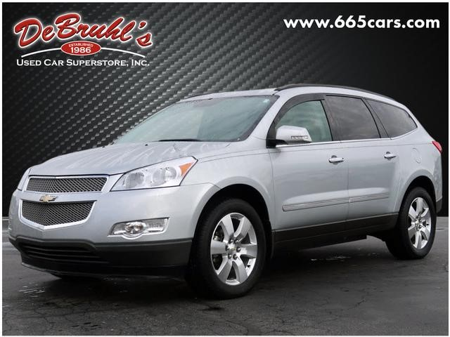Picture of a used 2012 Chevrolet Traverse LTZ