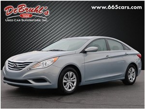 Picture of a 2012 Hyundai Sonata GLS