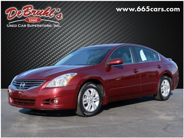 Picture of a used 2012 Nissan Altima 2.5 S