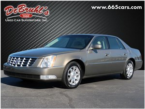Picture of a 2010 Cadillac DTS 4.6L V8