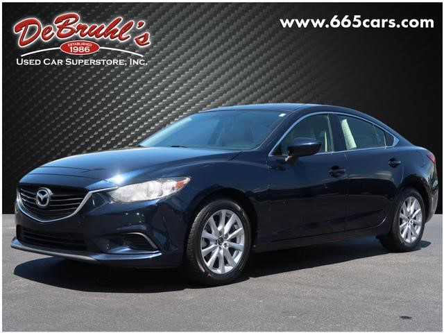 Picture of a used 2015 Mazda Mazda6 i Sport