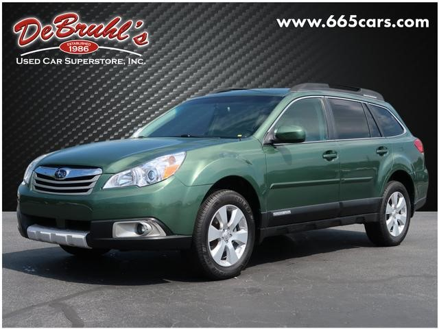 Picture of a used 2011 Subaru Outback 2.5i Limited