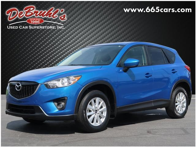Picture of a used 2013 Mazda CX-5 Touring