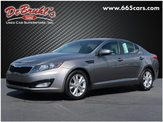 Picture of a used 2012 Kia Optima EX