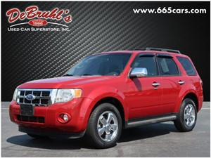 Picture of a 2011 Ford Escape XLT